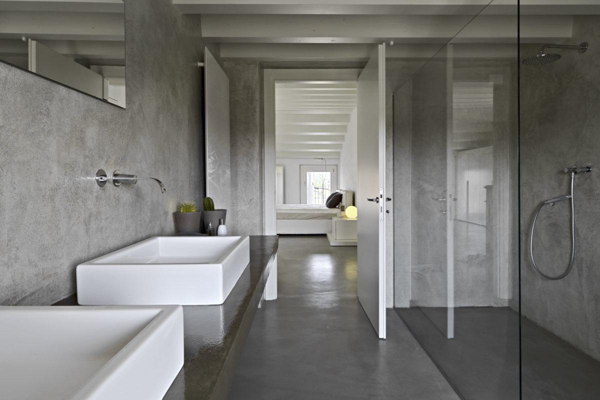 Badkamer schilderen tips  inspiratie  Interieurdesigner