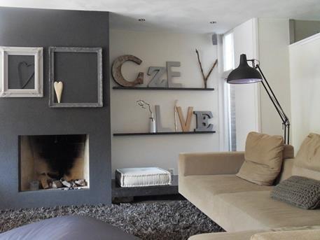 Met letters je huis inrichten  Interieur Inspiratie