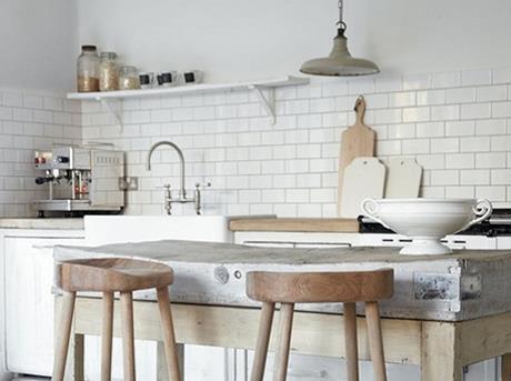 Metrotegels perfect voor iedere keuken  Interieur Inspiratie