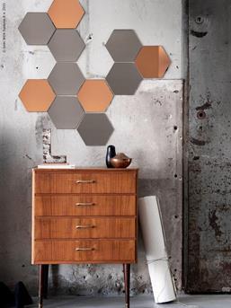 Honefoss spiegel van Ikea  Interieur Inspiratie