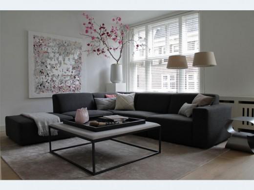 Modern appartement amsterdam  Interieur Inspiratie