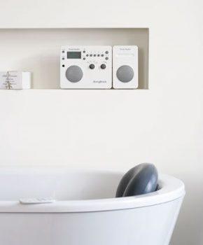 luxe badkamer met handige gadgets
