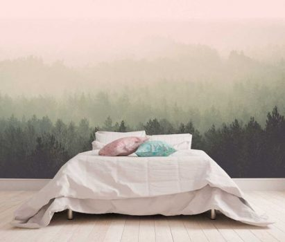 Rustgevend behang
