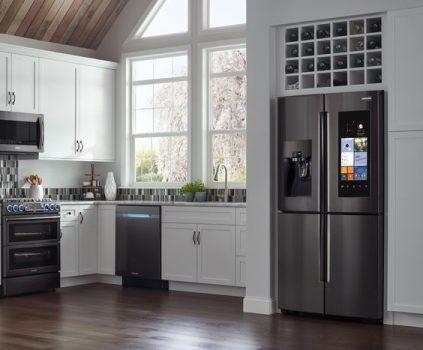 smart home koelkast