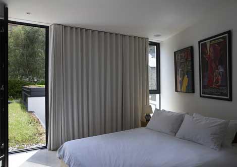 Les rideaux Wave une finition design et contemporaine  Intrieurs