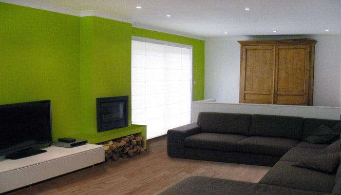 Moderne woonkamer fotos en woonkamers ideeen