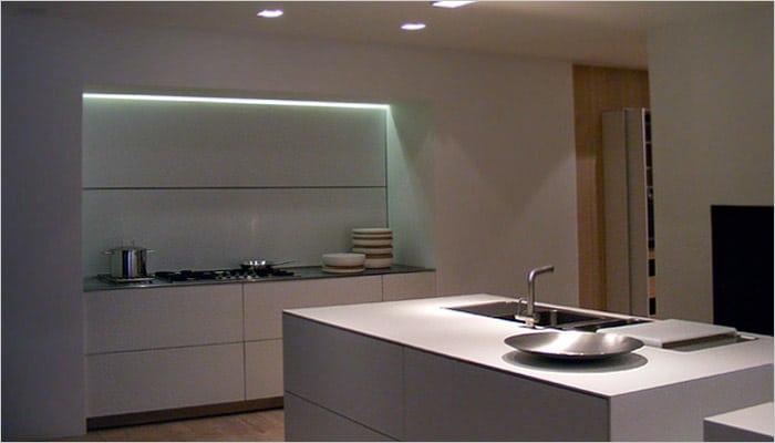 Moderne keukens voorbeelden  inspiratie fotos voor een