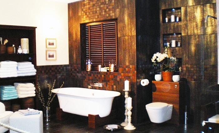 Klassieke badkamers voorbeelden en badkamer fotos in