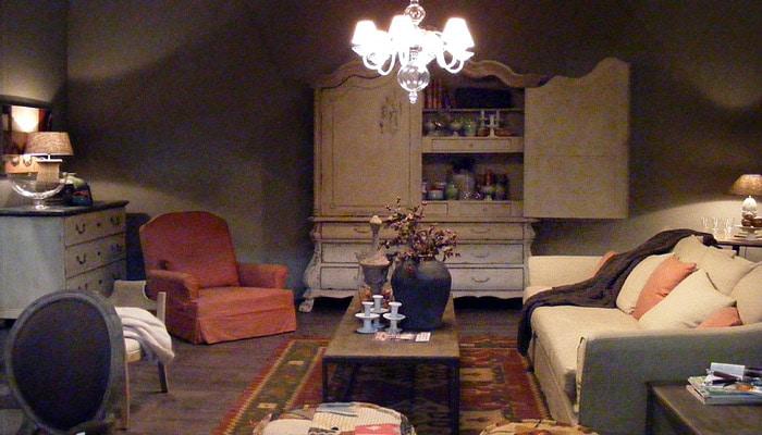 Slaapkamer Cottage Stijl
