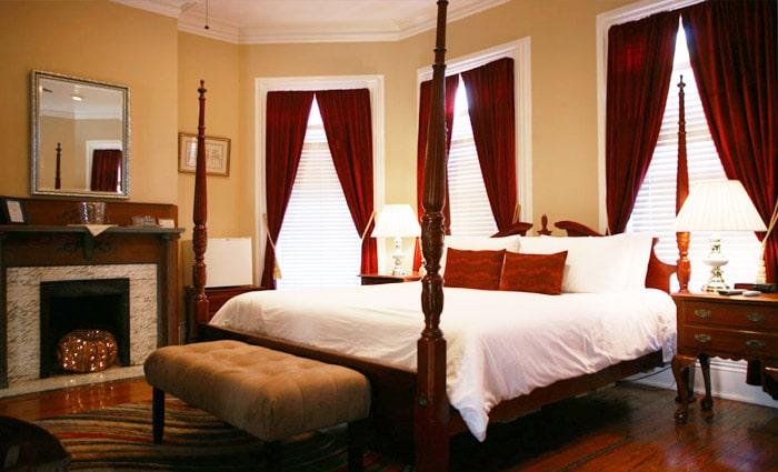 Klassieke slaapkamer voorbeelden  inspiratie fotos van