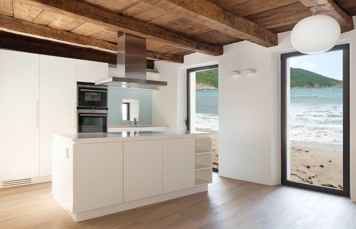 Kleine keukens Fotos  Inspiratie voorbeelden
