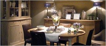 eetkamer interieur voorbeelden en fotos voor eetplaats ideen