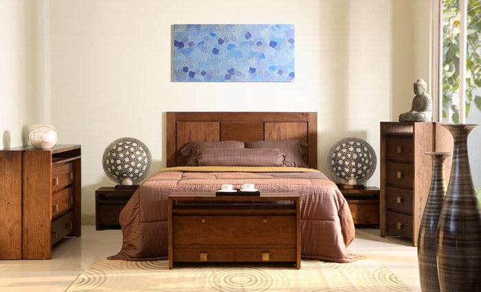 Landelijke slaapkamer voorbeelden  inspiratie fotos van