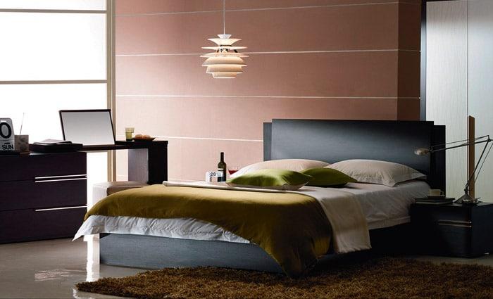 Moderne slaapkamer voorbeelden  inspiratie fotos van
