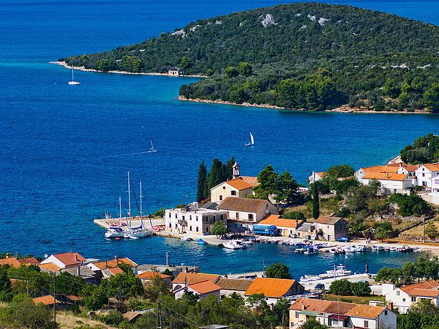 Marina eljko alloggio a Luka Dugi Otok Croazia