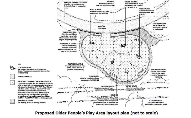 Pensioners Playground