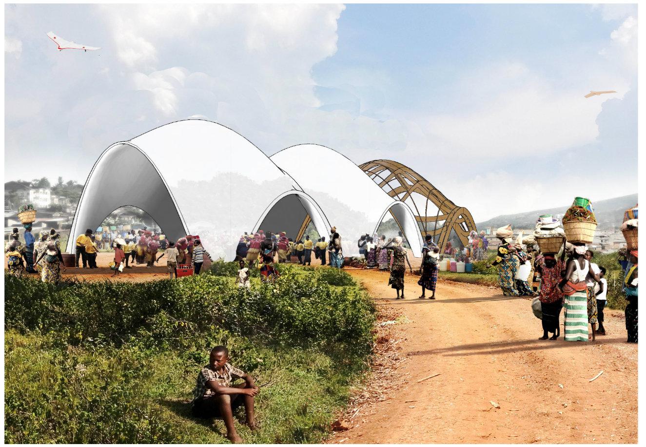 Imagen de uno de los proyectos que presentará Norman Foster Foundation.