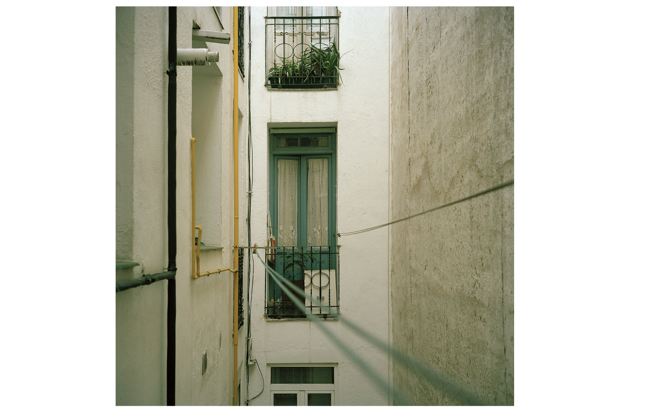 Juanita Carrasco. Madrid 18, fotografía análoga. 2016.