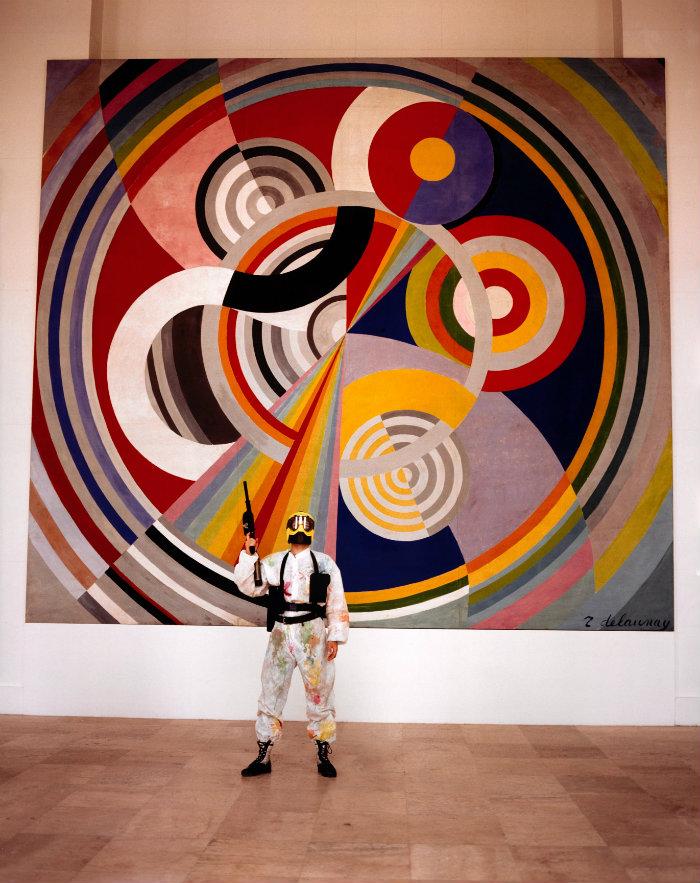 Y he aquí la luz. Exposición Museo de Arte Miguel Urrutia del Banco de la República.