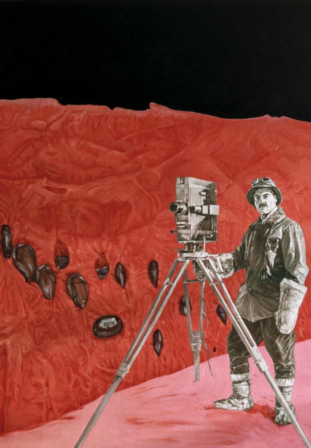 Juan Carlos Rivero-Cintra Camino de estrellas
