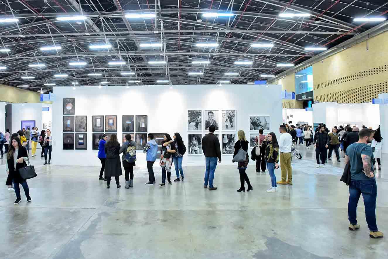 ARTBO | Feria Internacional de Arte de Bogotá 2017. Fotografía: cortesía CCB.