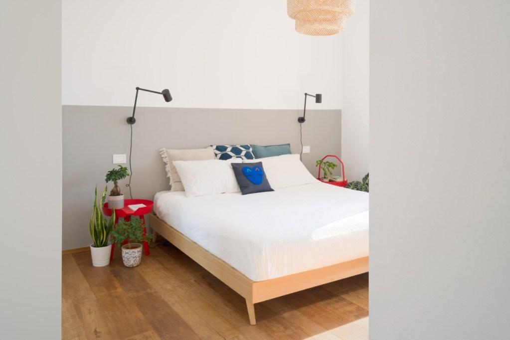 Habitación principal Deferrari+Modesti.