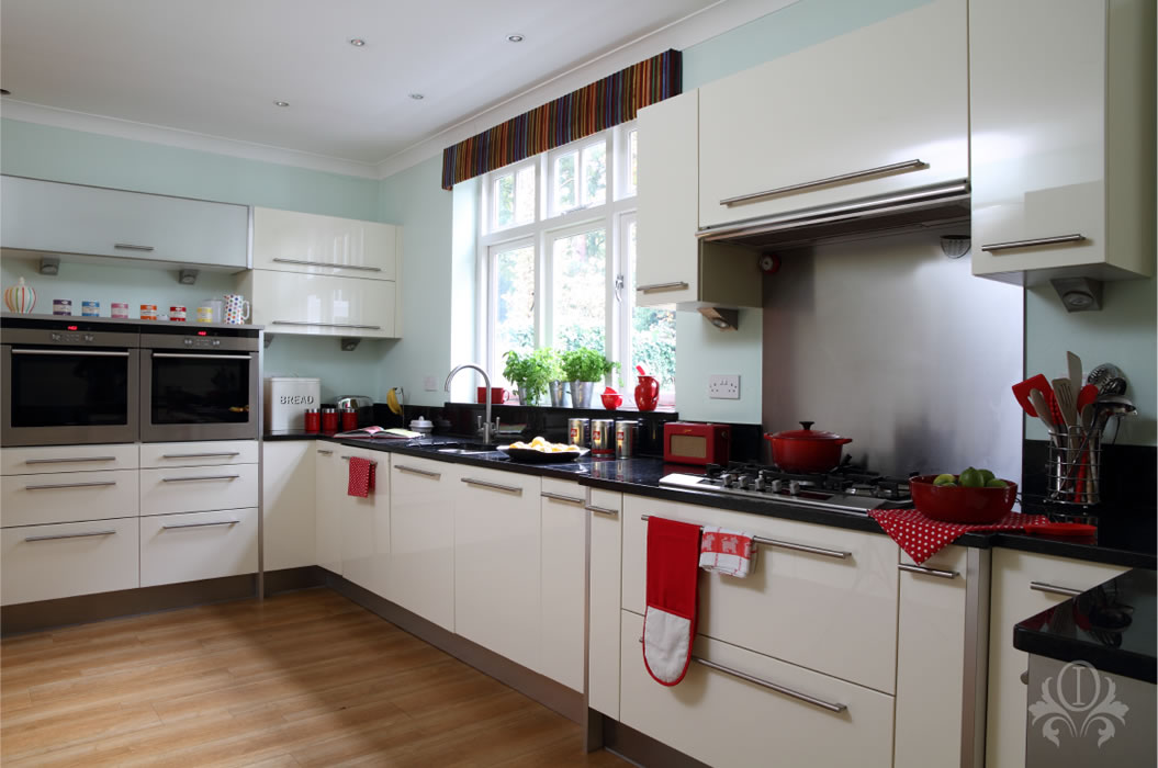 Kitchen Interior Design For Surrey Berkshire Middlesex London