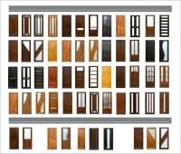 Interior wood doors manufacturers Belgium. Wooden doors ...