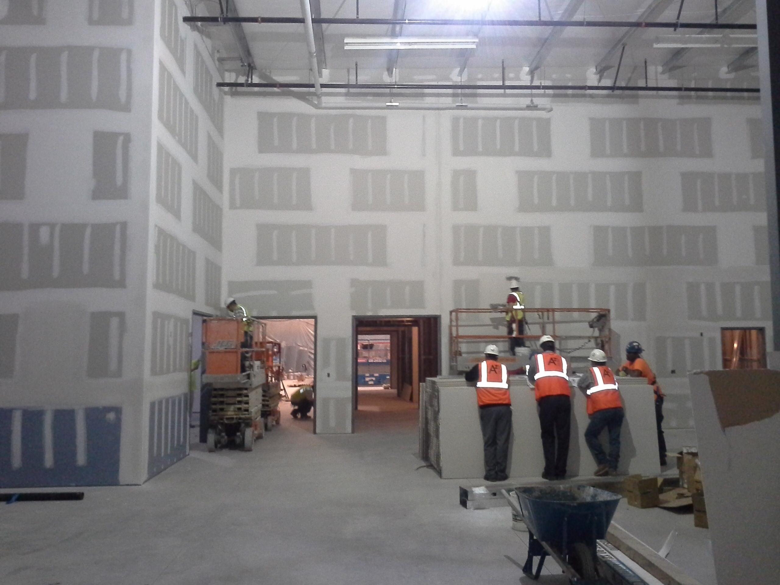 Interior Building Contractors