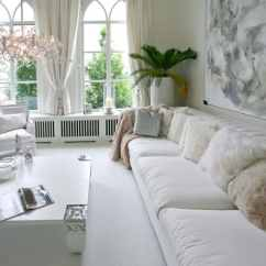 Pictures Of White Living Rooms Room Austin 28 Elegant Designs This Oozes With Vintage Charm The Walls Furnishings And Window Treatments Work Together To Create A That Is Serene