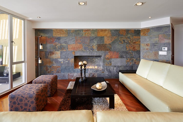 living room decorating ideas in nigeria indian painting 30 gorgeous rooms with stone walls (pictures )
