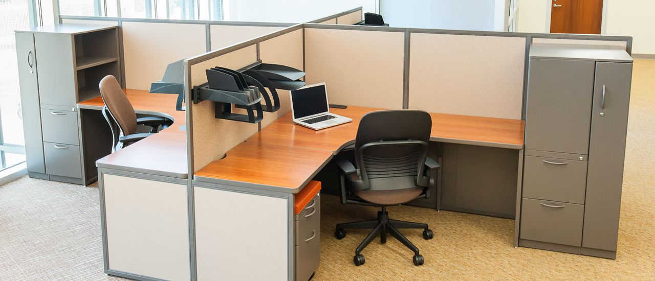 Commercial Office Furniture For Call Centers, Offices, and