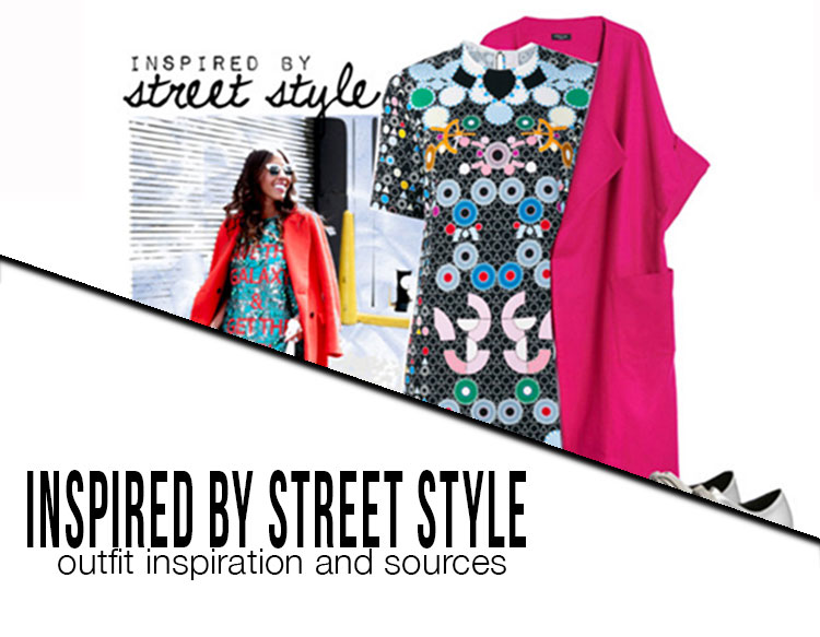 inspired by street-style outfit inspiration and sources