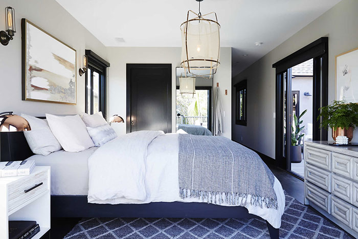 interior cravings primrose house by sheep and stone black elements in decor bedroom