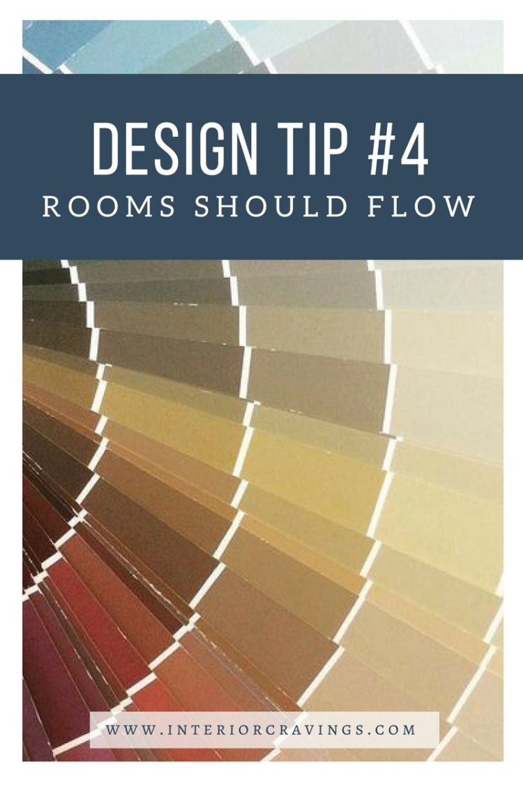 INTERIOR CRAVINGS - INTERIOR DESIGN TIP 4 – ROOMS SHOULD FLOW