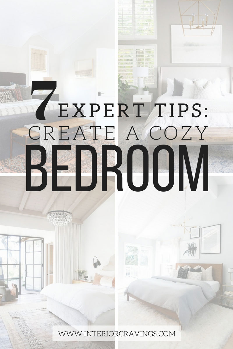 7 expert tips to help you create a cozy master bedroom pin 2