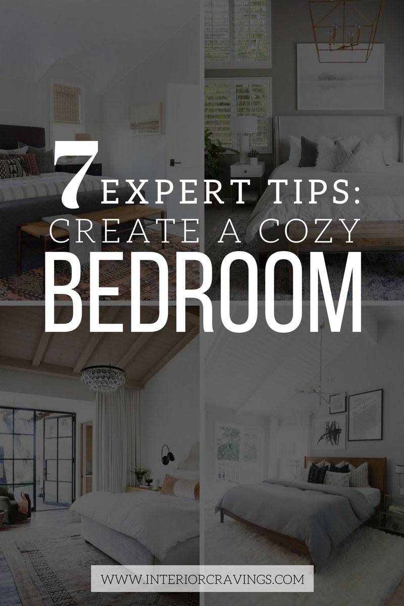 7 expert tips to help you create a cozy master bedroom
