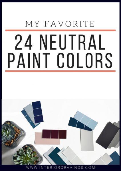 24 neutral paint colors interior cravings home decor inspiration