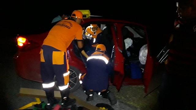 Grave acidente no trecho amaldiçoado da BR-324 na Bahia deixa ao menos 7 pessoas feridas