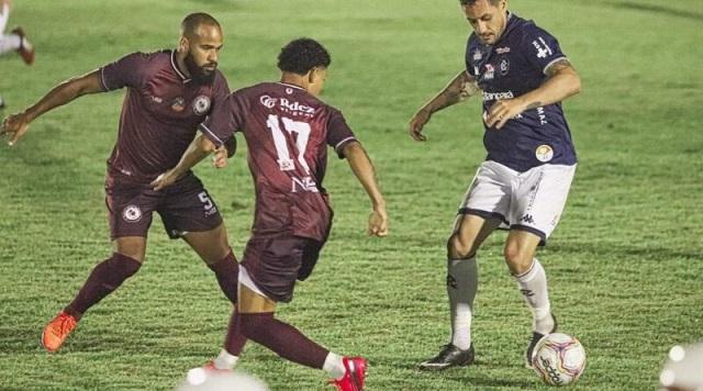 Jacuipense X Manaus E Jogo De Recuperacao Pela Serie C Interior Da Bahia