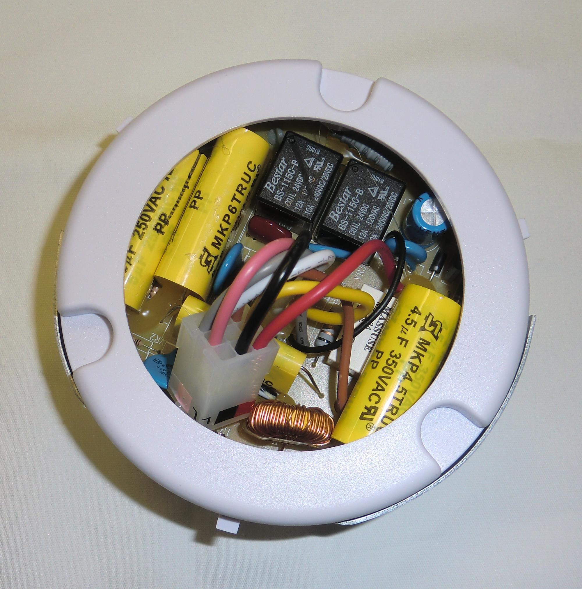hight resolution of hunter fan 85112 wiring diagram