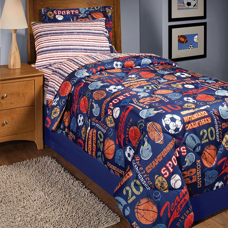 Softball Bedroom Theme  Interior Designing Ideas