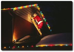 Christmas Rooftop Decorating Ideas Interior Designing Ideas