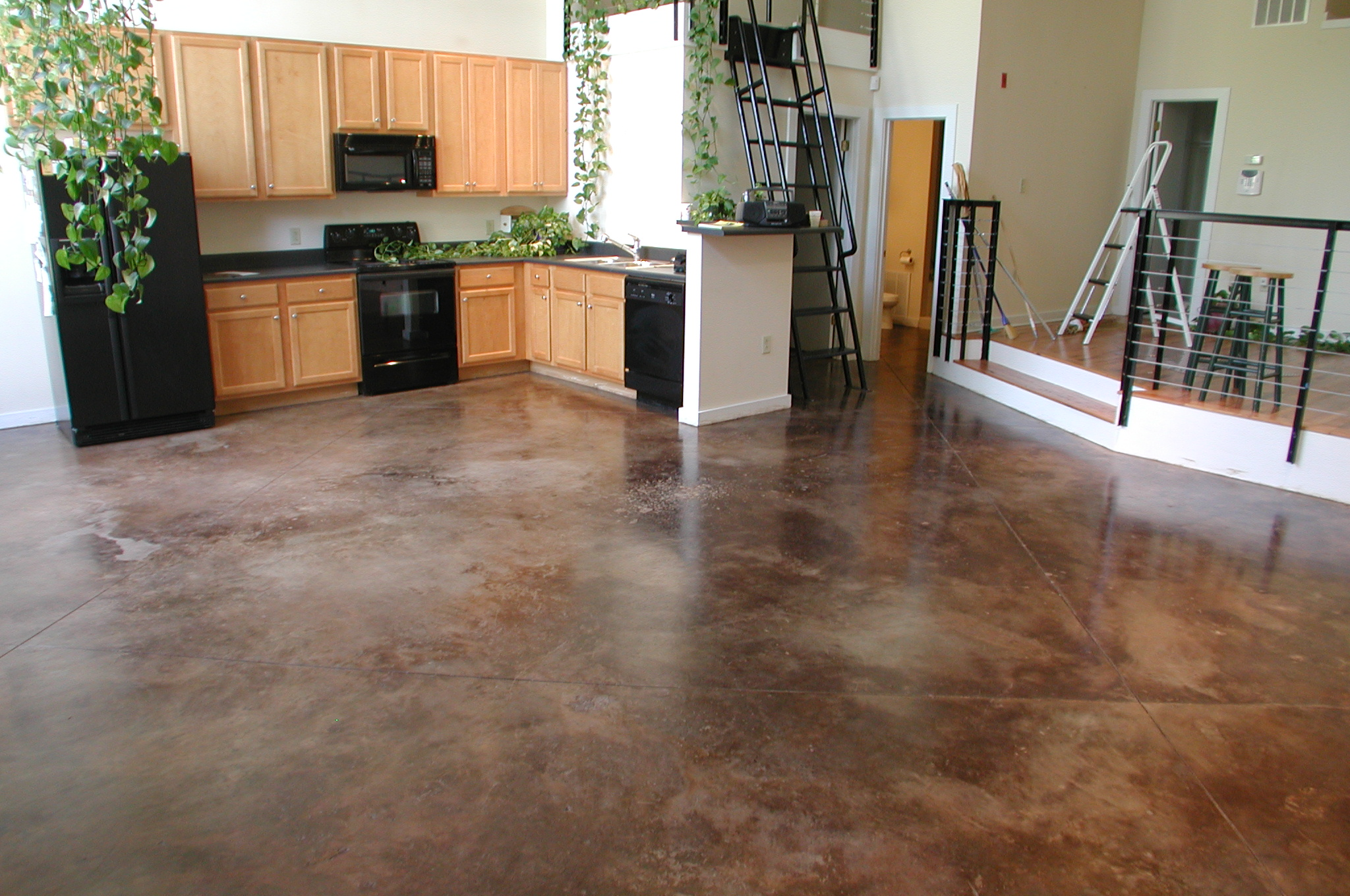 Interior Flooring Options Home Design