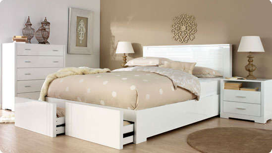 The Basics of Using White Bedroom Furniture   Interior