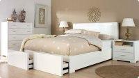 The Basics of Using White Bedroom Furniture | | Interior ...