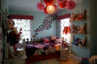 Butterfly themed bedroom in budget  Interior Designing Ideas