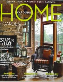 Home Garden Magazine Cover