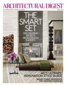 Architectural Digest Home Designs Magazine