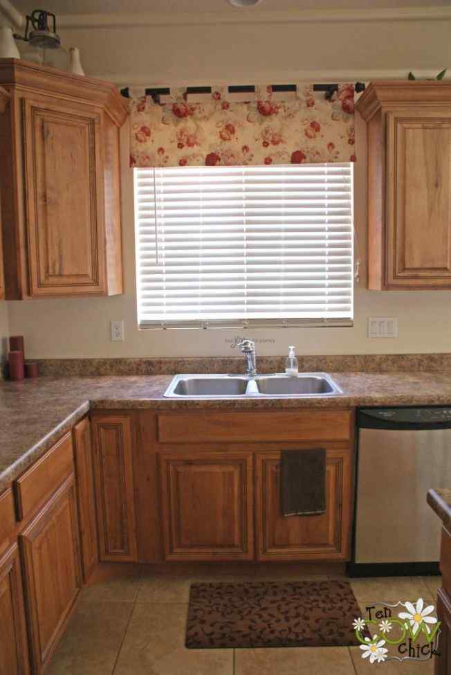 15 modern kitchen curtain ideas